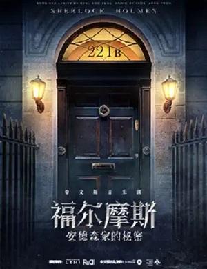 2021音乐剧福尔摩斯安德森家的秘密深圳站