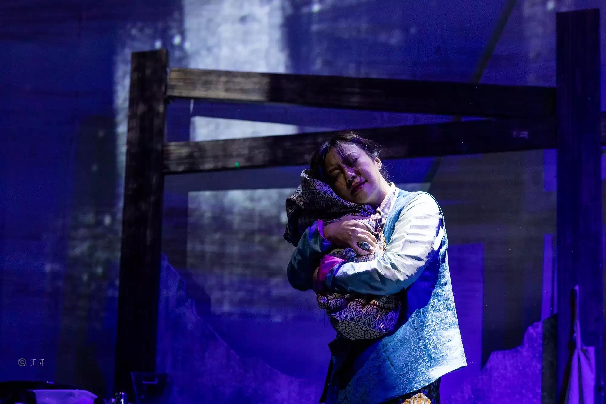 2021年第八届乌镇戏剧节《曾经如是》-嘉兴站