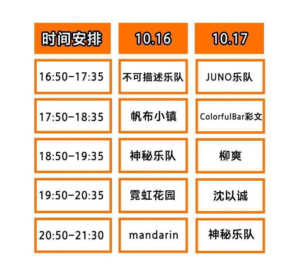 2021宁波香橙音乐节