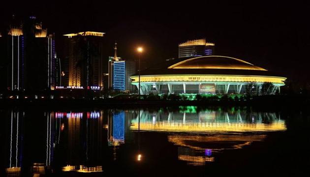 洛阳新区体育馆