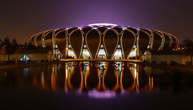 济南奥体中心体育馆