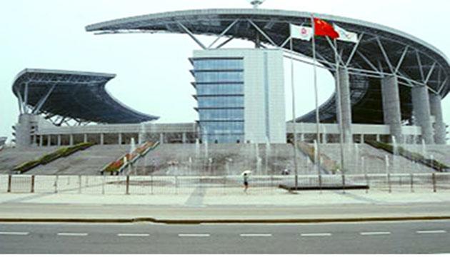 合肥体育中心体育馆