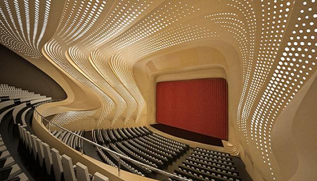 南京保利大剧院大剧场