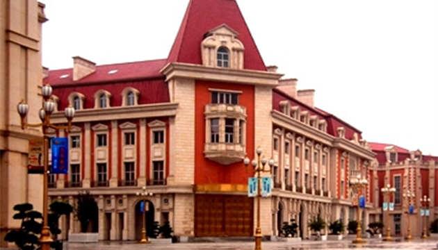 天津津湾大剧院