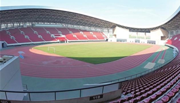 梧州市体育中心体育场