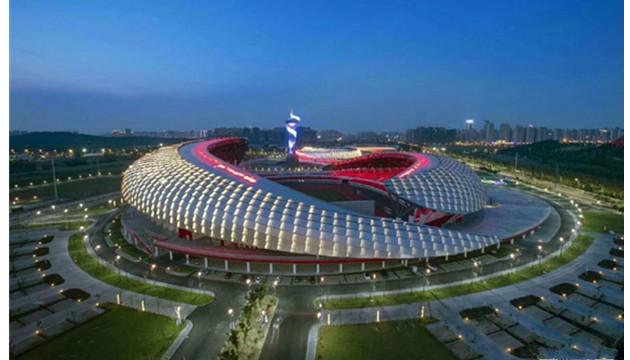 蚌埠奥体中心体育馆