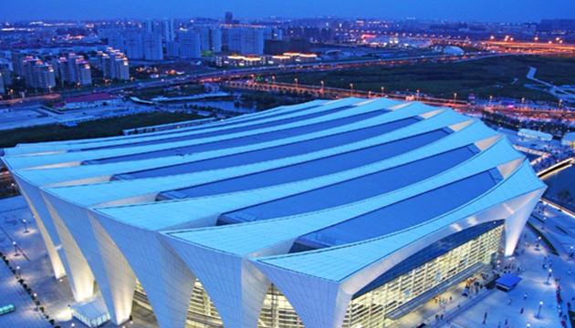 上海东方体育中心体育馆