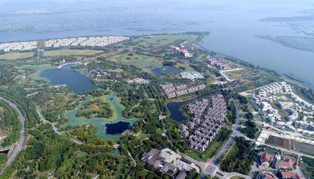 苏州阳澄湖半岛旅游度假区