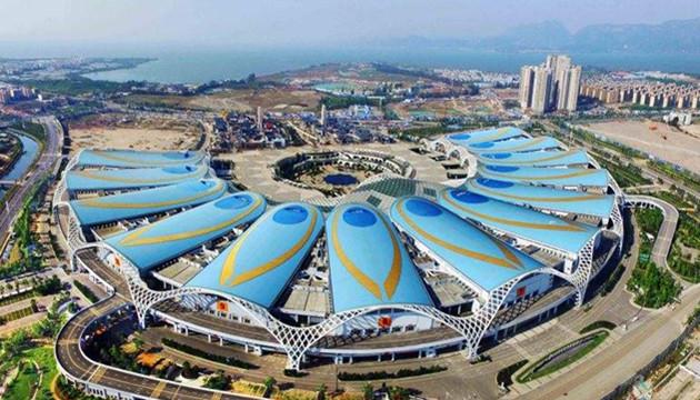 昆明滇池国际会展中心12号馆