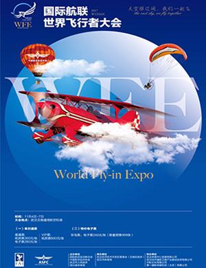 【武汉】2017国际航联世界飞行者大会-中国武汉