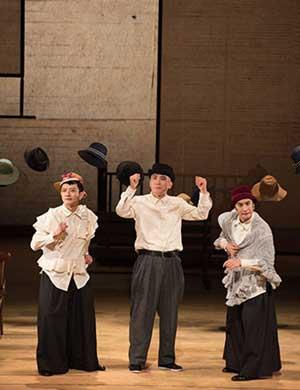 【郑州】河南艺术中心相约十周年演出季之2018金蛋话剧节(第三届) 话剧《二马》