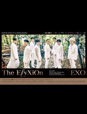EXO香港演唱会