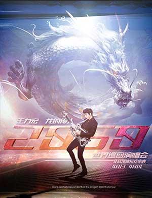"""王力宏""""龙的传人2060""""巡回演唱会-北京站"""