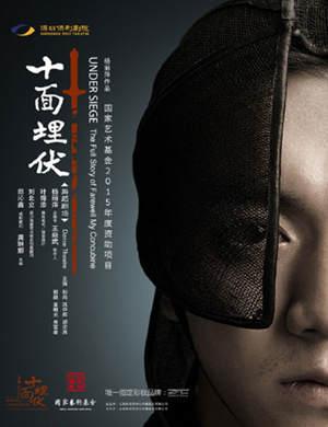 深圳杨丽萍舞蹈《十面埋伏》