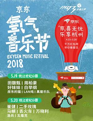 【杭州】2018杭州京东氧气音乐节
