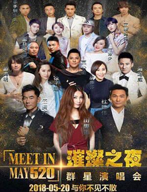 520武汉群星演唱会