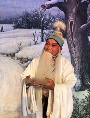 【苏州】2018仲夏梨园梦 豫剧燃苏城-大型古装豫剧《程婴救孤》全场