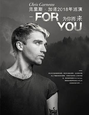 2018'For You为你而来'Chris Garneau克里斯加诺中国巡演-武汉站