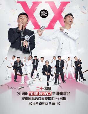 羽泉贵阳演唱会