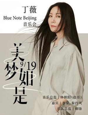 【北京】2018丁薇——美梦如是 Blue Note Beijing音乐会
