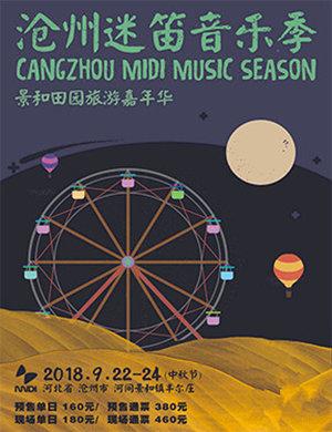 2018沧州迷笛音乐季