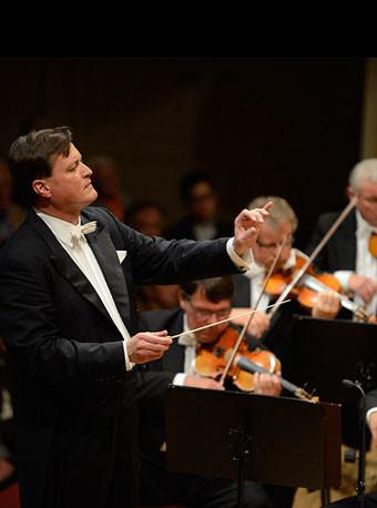 2018年度音乐大赏 世界顶级指挥蒂勒曼与德累斯顿国家管弦乐团 舒曼交响曲全集广州首秀(一)