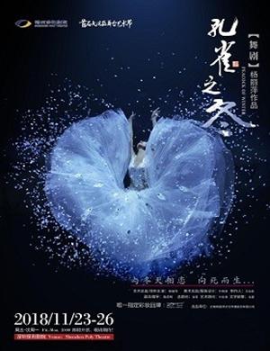 深圳大型舞剧《孔雀之冬》