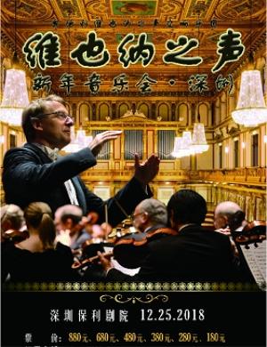 【深圳】2018维也纳之声新年音乐会-深圳站 奥地利维也纳之声交响乐团