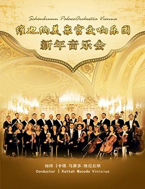2019维也纳美泉宫交响乐团北京新年音乐会