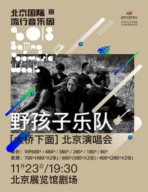 野孩子乐队北京演唱会