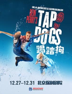 2018澳大利亚国宝级舞剧TAP DOGS《踢踏狗》-北京站