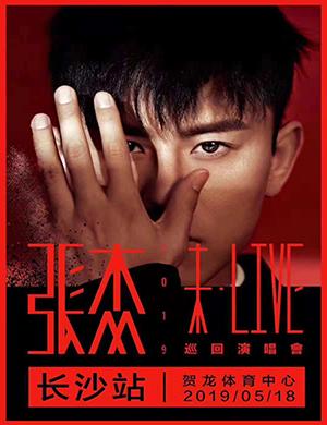 """张杰2019""""未•LIVE""""巡回演唱会-长沙站"""