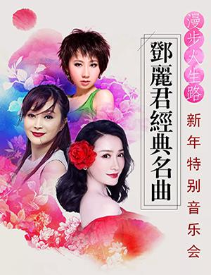 邓丽君经典名曲天津演唱会