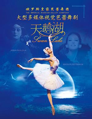 芭蕾舞剧天鹅湖重庆站