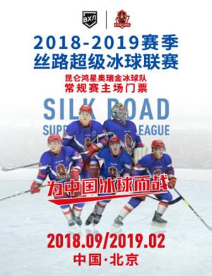 【北京】2018-2019丝路超级冰球联赛-北京站