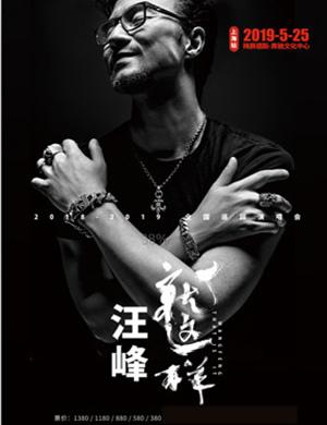 """2019汪峰""""就这样""""全国巡回演唱会-上海站"""