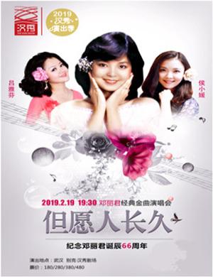 【武汉】2019但愿人长久-邓丽君经典金曲演唱会-武汉站
