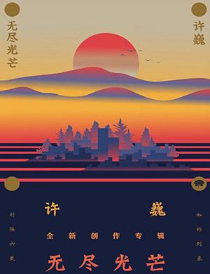 """2019许巍""""无尽光芒""""巡回演唱会-南京站"""