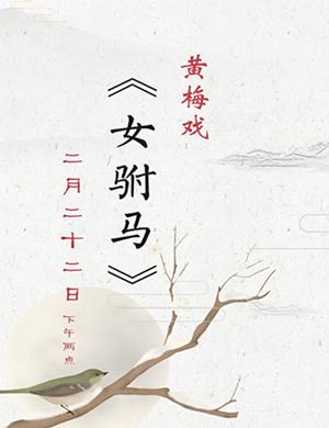 【武汉】2019黄梅戏《女驸马》-武汉站