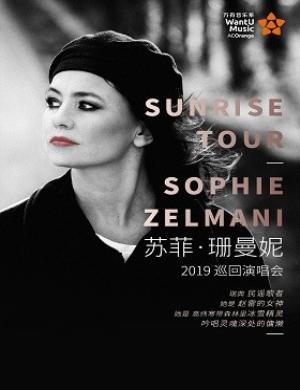 2019苏菲珊曼妮武汉演唱会