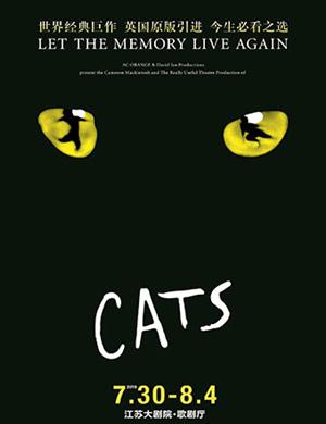 南京音乐剧猫CATS