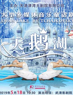 2019天津音乐剧天鹅湖