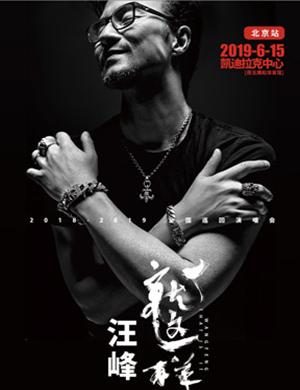 2019汪峰北京演唱会