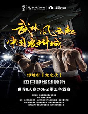 2019咸阳70kg拳王争霸赛