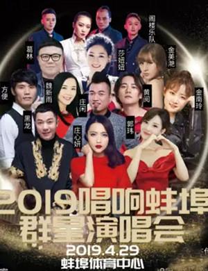 2019唱响蚌埠群星演唱会