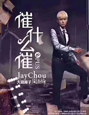 """2019周杰伦""""催什么催""""世界巡回演唱会-天津站"""