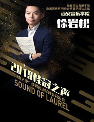2019徐岩松合肥钢琴音乐会