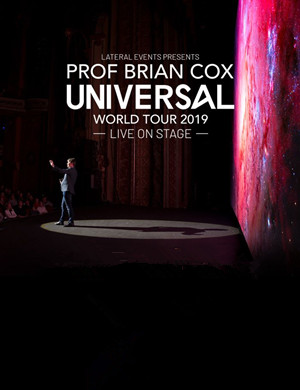 2019Brian Cox香港演唱会
