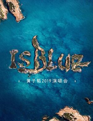 黄子韬2019 IS BLUE演唱会-上海站