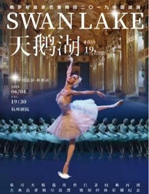 2019芭蕾舞天鹅湖杭州站